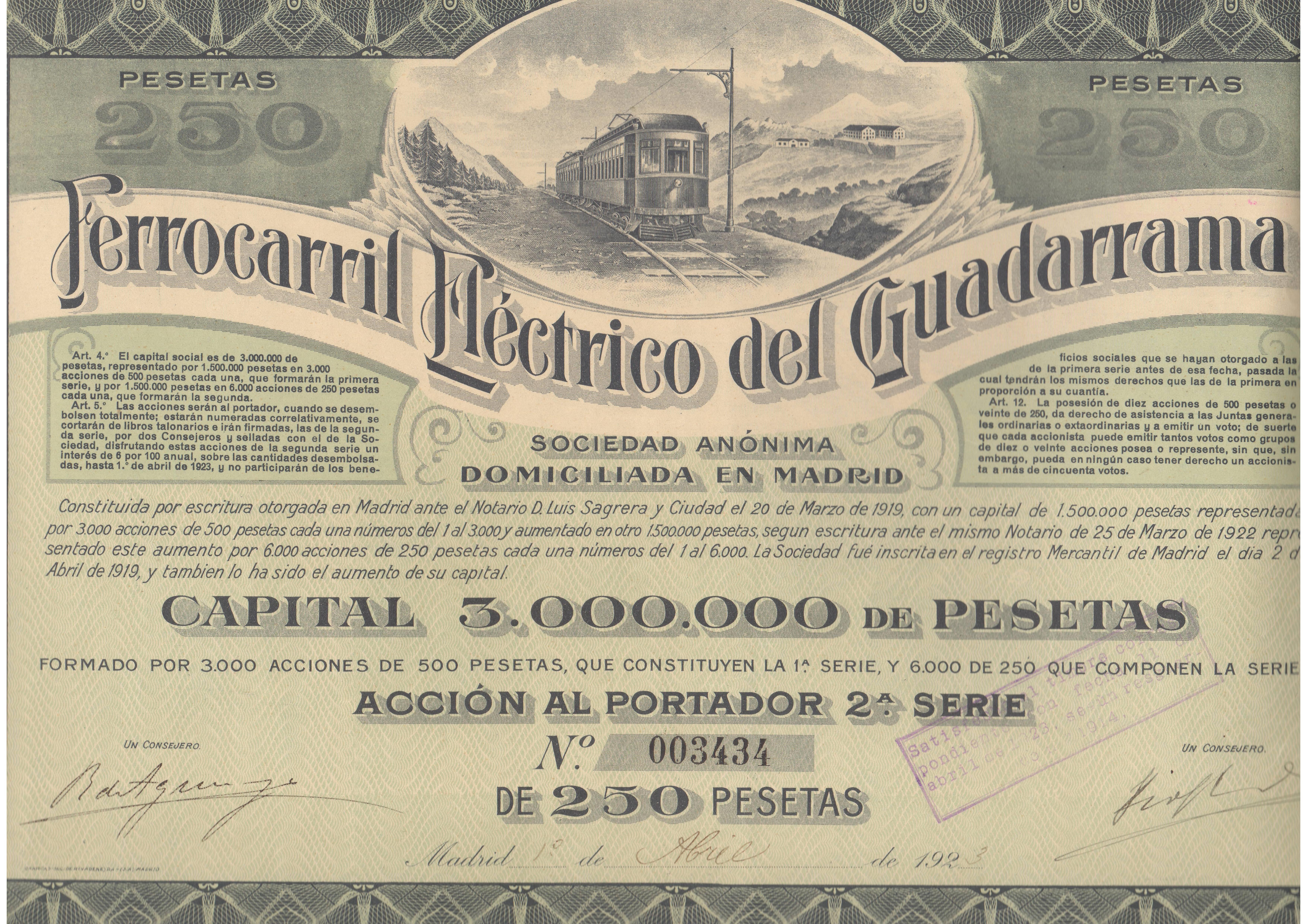 Ferrocarril eléctrico del Guadarrama