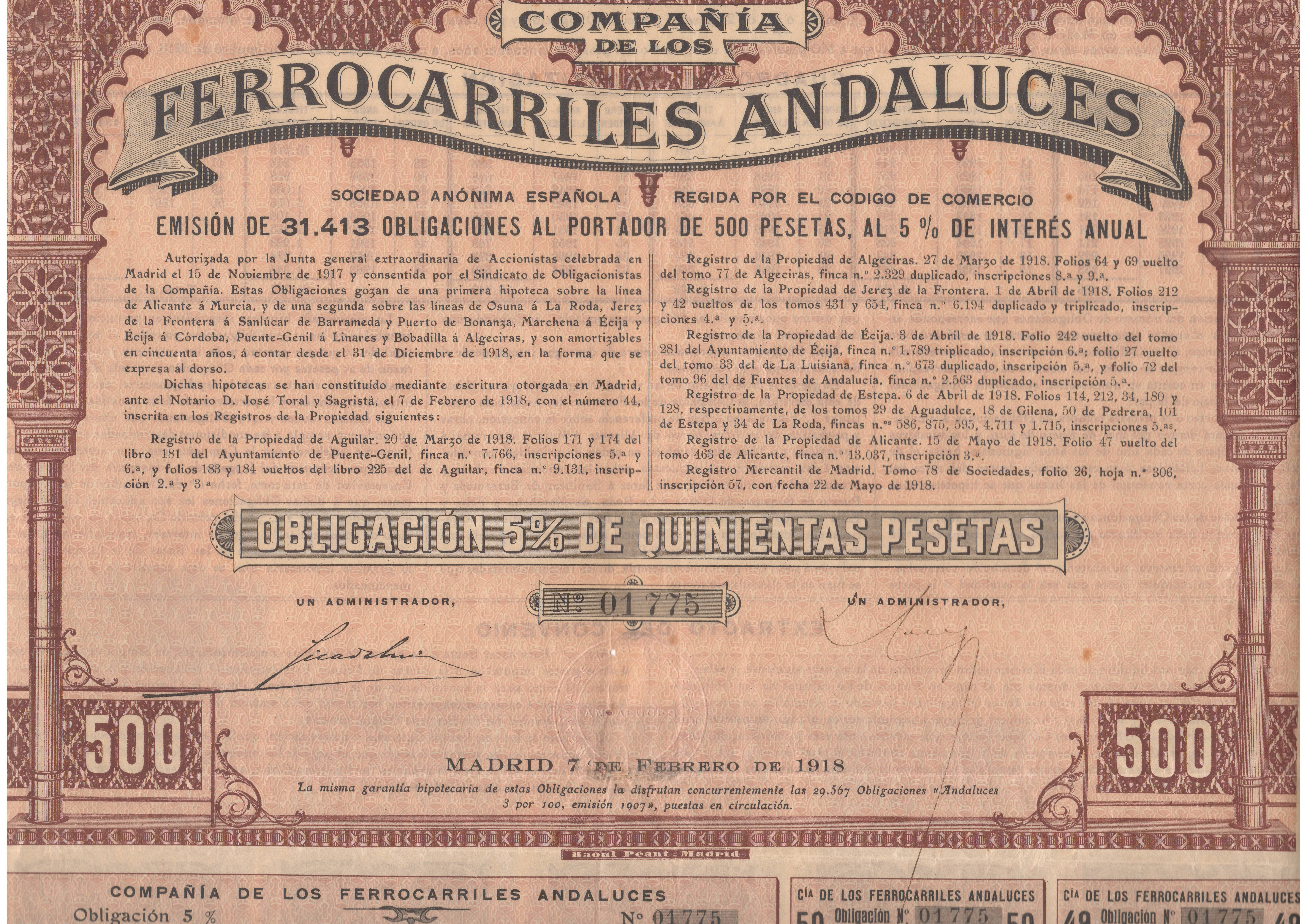 Ferrocarriles Andaluces