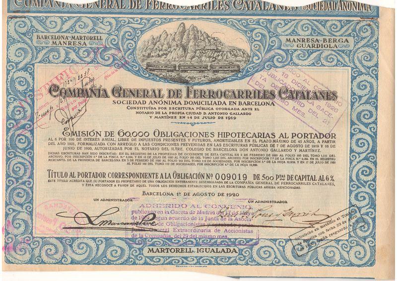 Compañía General de Ferrocarriles Catalanes