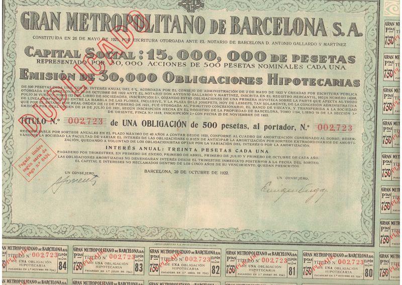 Gran Metropolitano de Barcelona