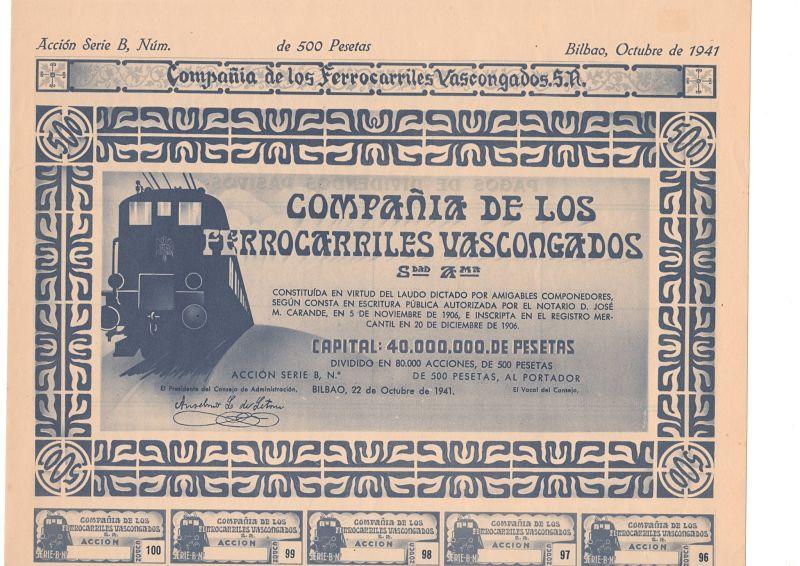 Compañía de los Ferrocarriles Vascongados
