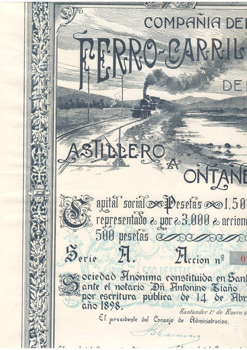 Compañía del Ferrocarril del Astillero a Ontaneda