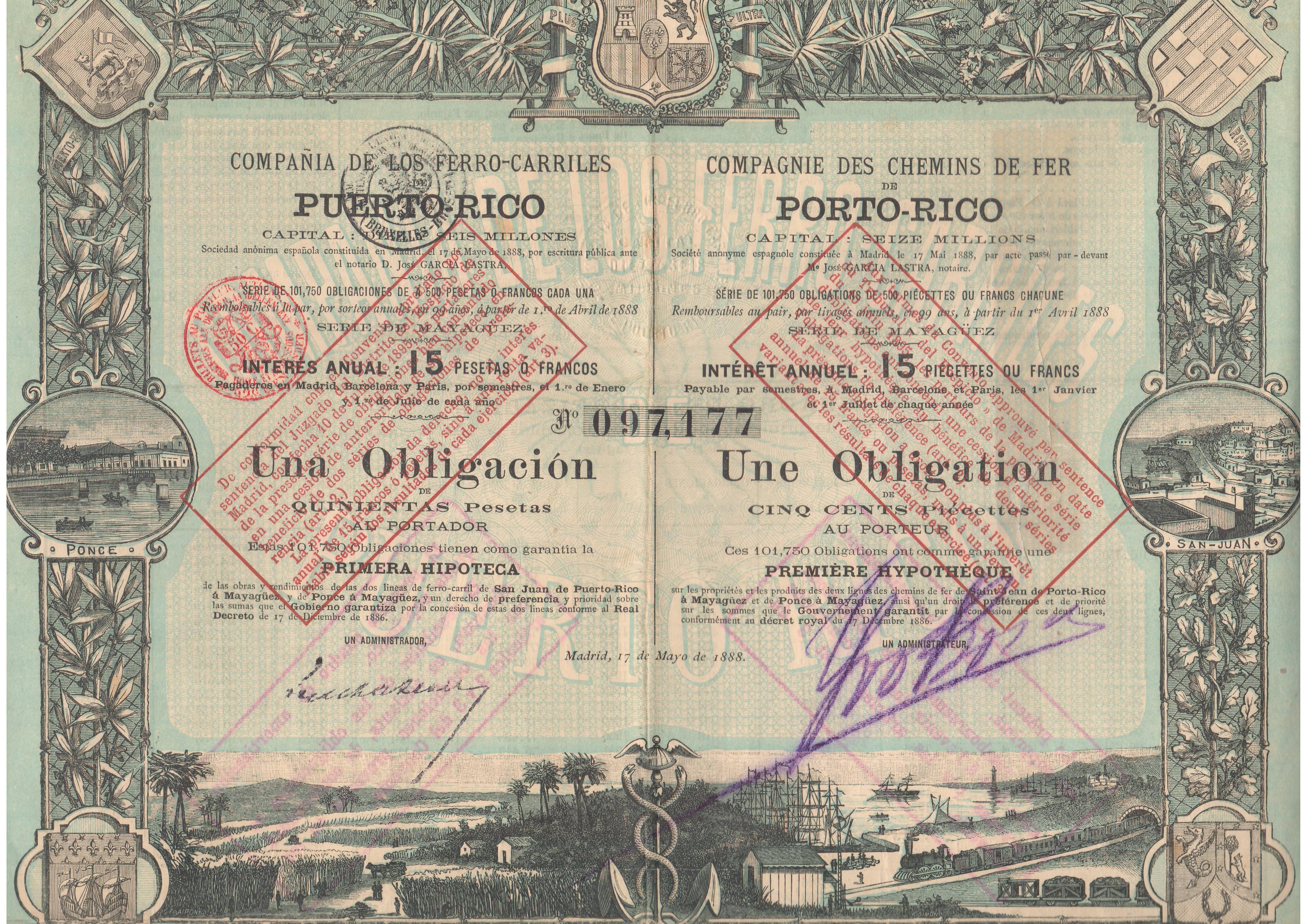 Compañía de los Ferrocarriles de Puerto Rico