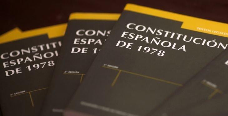 ¿Hay algún partido en España al margen de la Constitución?
