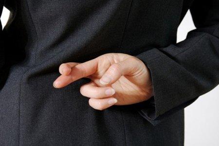 ¿Es lícita la mentira de los políticos cuando beneficia a los ciudadanos?