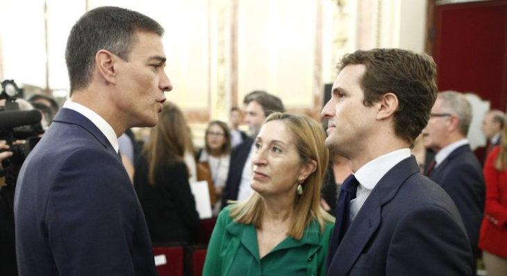 Felones, corruptos, quienes habláis al dictado, groseros, desleales: ¿a dónde nos lleváis?