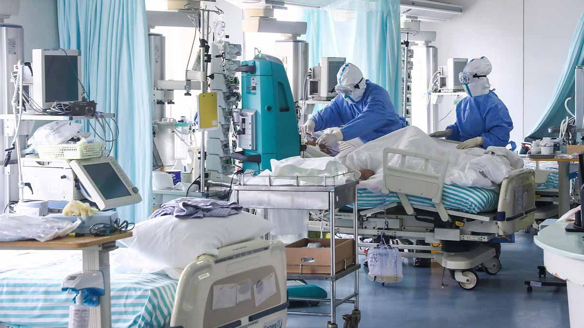 Las personas hospitalizadas sienten frustración ante la actitud de los jóvenes irresponsables