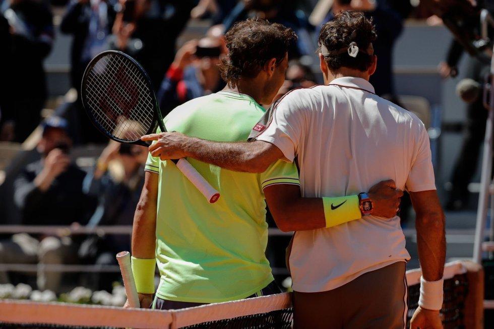 Rafael Nadal, un ejemplo humano y deportivo