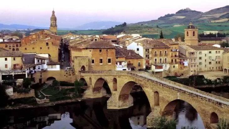 Diario de un peregrino: Burguete – Pamplona – Puente la Reina – Estella, 4 de mayo