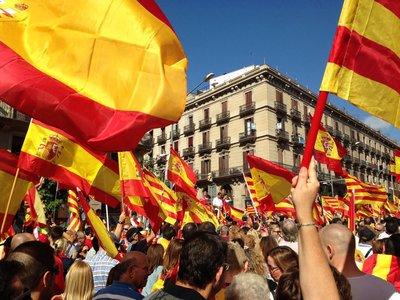 Este domingo, a favor de España y no en contra de nadie